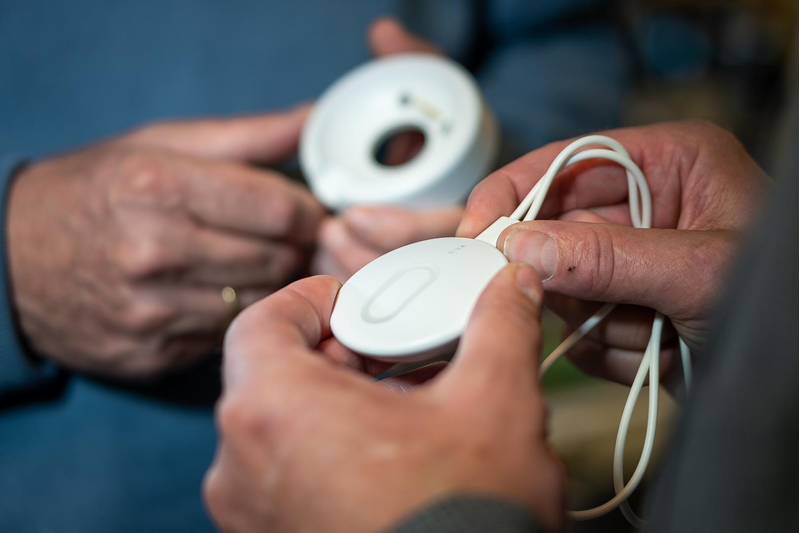 ECT - CarePhone, udvikling af elektronisk produkt